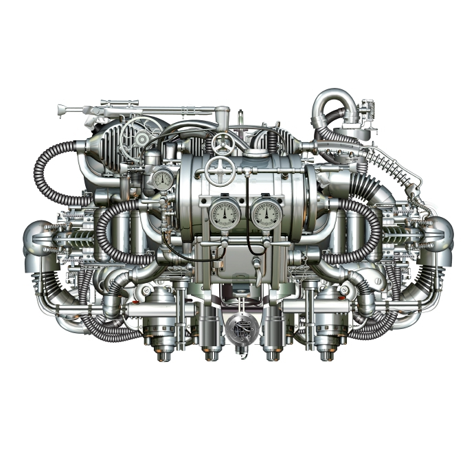 Technological engine