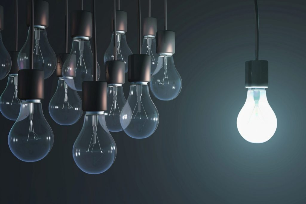The energy we use today and use to light up our offices and homes with was a bright idea from way over 150 years ago