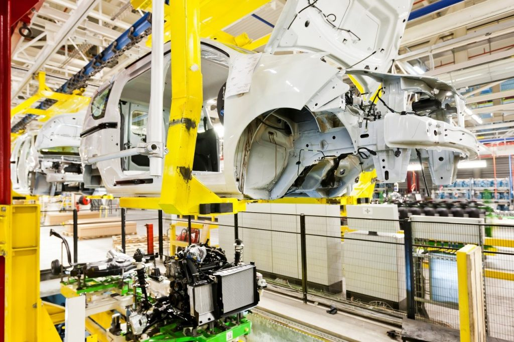 Manufacturing Cars